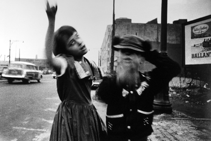 <em>Dance in Brooklyn,</em> New York, 1955